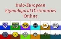 Product image for Indo-European Etymological Dictionaries Online
