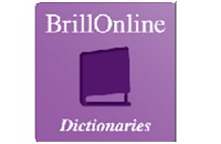 Product image for BrillOnline Dictionaries